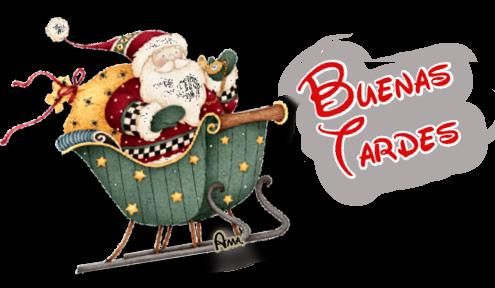 Linda Navidad Ho Ho Ho !! TARDES