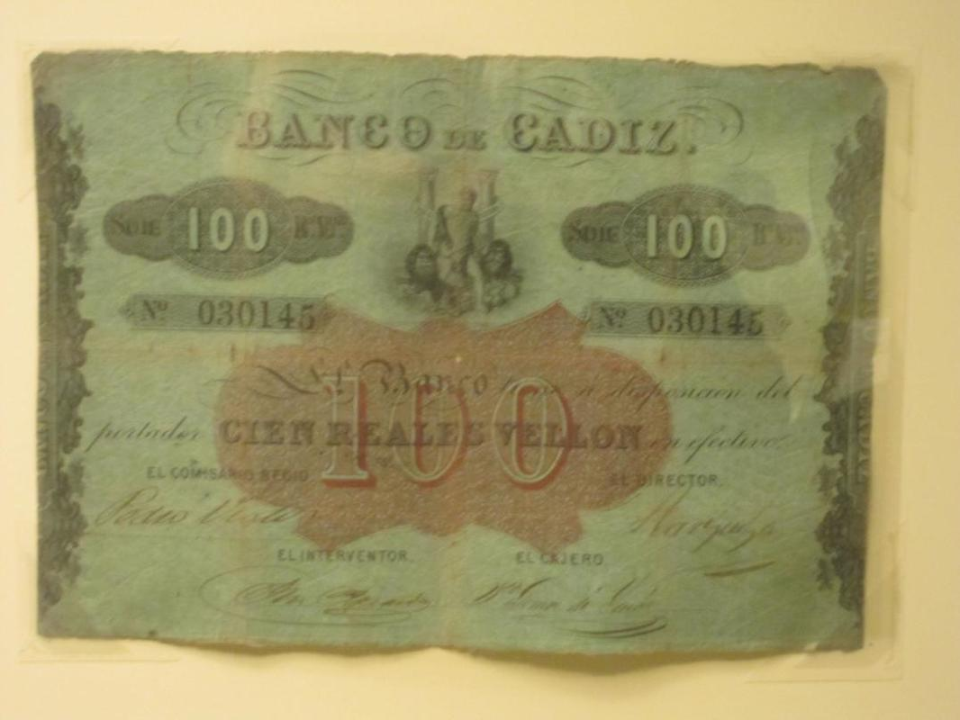 Sección numismática museo de Cádiz Cadiz7