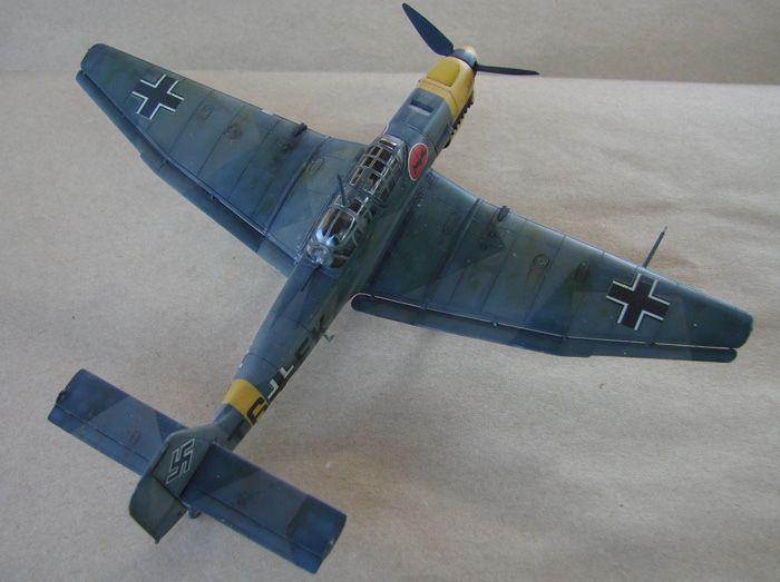 Ju-87B-2 Stuka, Fujimi, 1/72 DSC00351