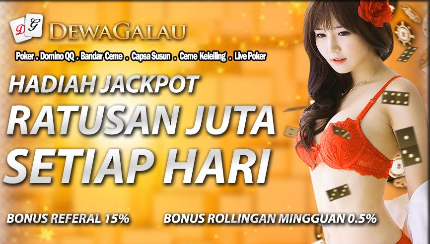 Dewagalau.net | Agen Poker Online Terpercaya ♠ 522212121