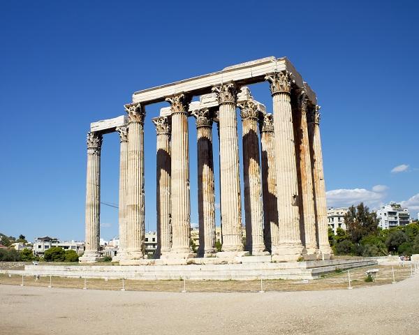 Exposición para PERIODO ROMANO Templo_Zeus