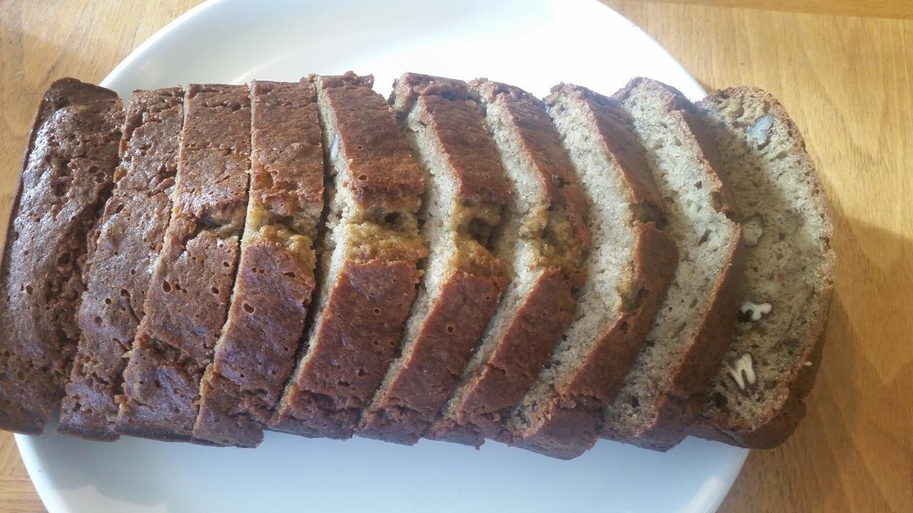 Bánh mì chuối thực hiện trong 10 phút 20180331_111244
