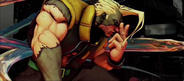 Street Fighter: Assassin's Fist/Resurrection (2014/2016) (Mini-serie web) Charlie_Banner_video