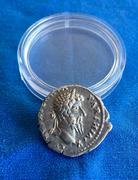 Denario Lucio Vero. TR P VIII IMP V COS III. Aequitas. Ceca Roma. IMG_5523