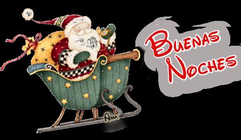 Linda Navidad Ho Ho Ho !! NOCHES