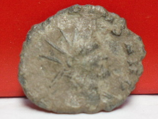 Antoniano de Claudio II. ANNONA AVG. Roma. SAM_3769