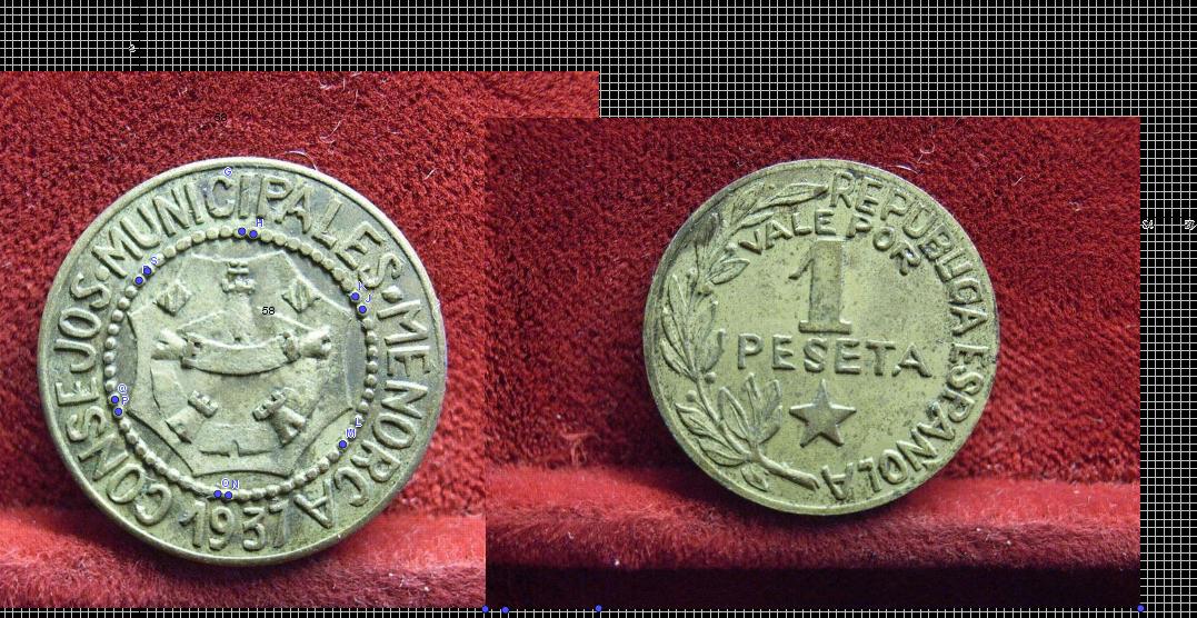 25 Céntimos de los Consejos Municipales de Menorca 1pesetaa.JPG