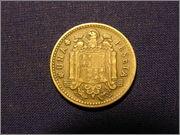 1 PESETA 1947*56- ESTADO ESPAÑOL  P6180280