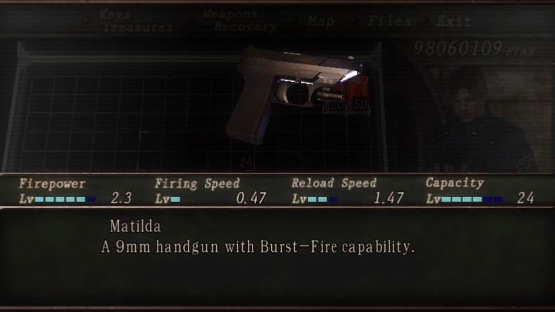 Pistola WingShooter - Por Matilda Examine