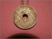 10 ReichsPfennig 1940 a con taladro PB140035