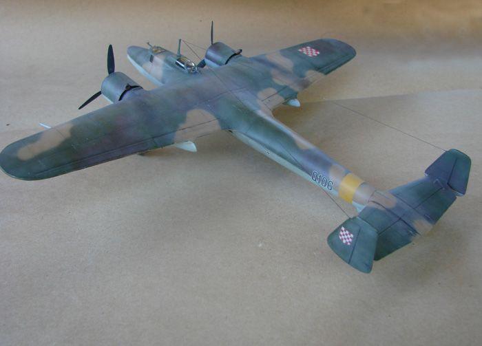 Dornier Do-17Kb-3, RSmodels, 1/72 DSC01403