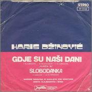 Haris Dzinovic  - Diskografija  Haris_Dzinovic_1976_z