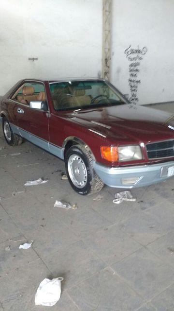 C126 500SEC 1983 - R$ 48.000,00 Zap6