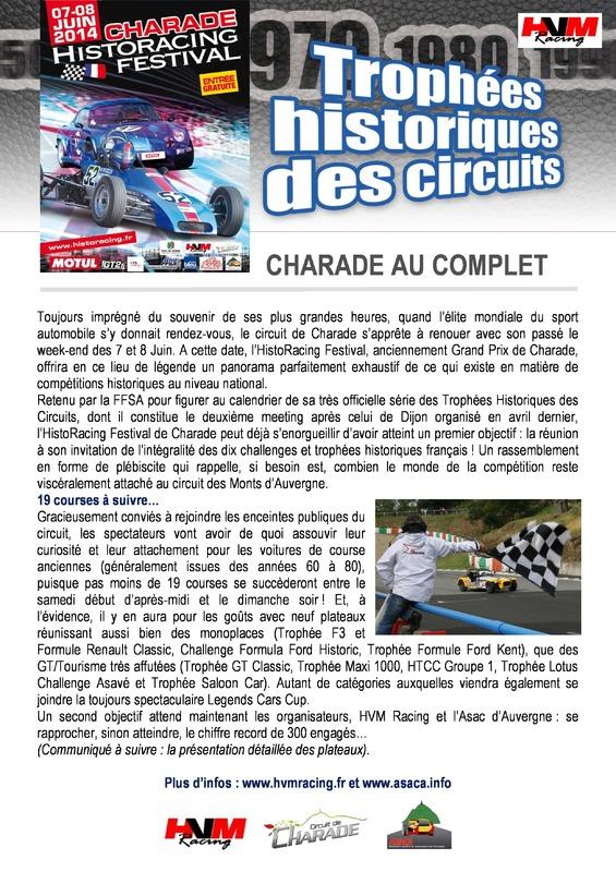 HISTORACING FESTIVAL - Charade 6/7/8 juin 2014 Page_1_Histo_Racing_Festival_Charade_2014_commu
