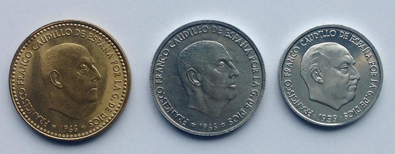 25 pesetas 1957 (*67). Estado Español. Opinión IMG_3531