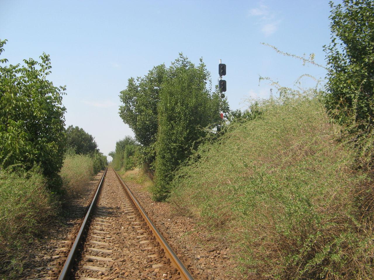 Calea ferată directă Oradea Vest - Episcopia Bihor IMG_0068