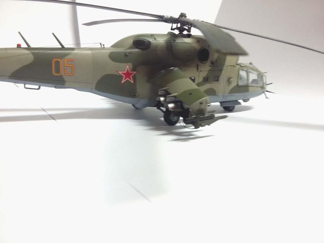 Ми-24А Звезда 1/72 - Страница 3 20170401_004351