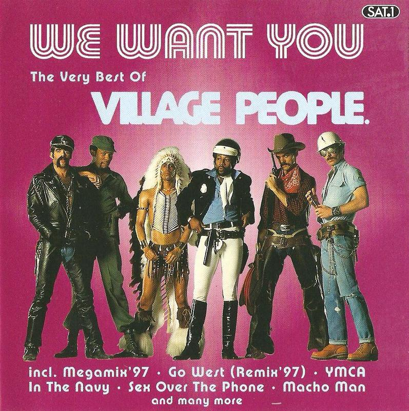 Village-People---The-Very-Best-Of-Village-People---1997,-F Front_vilage