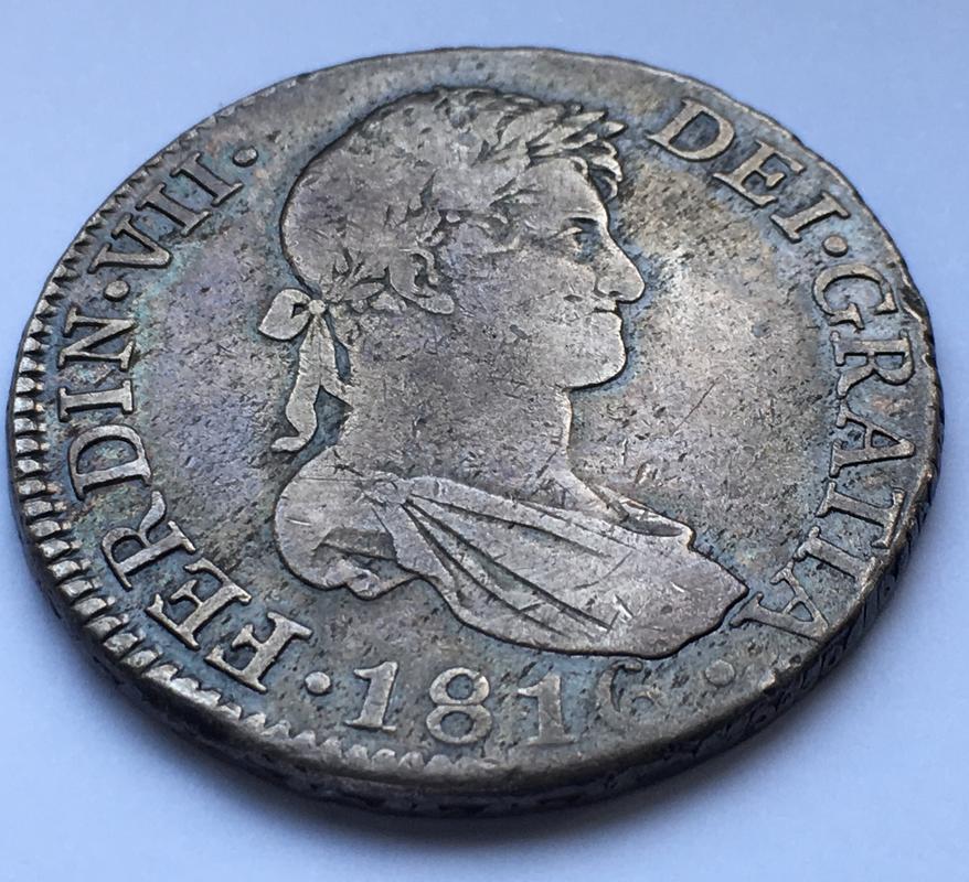 8 reales 1816. Fernando VII. Sevilla C.J. 66496_CA3-576_F-41_F1-_A434-9_CC40589_EFE3