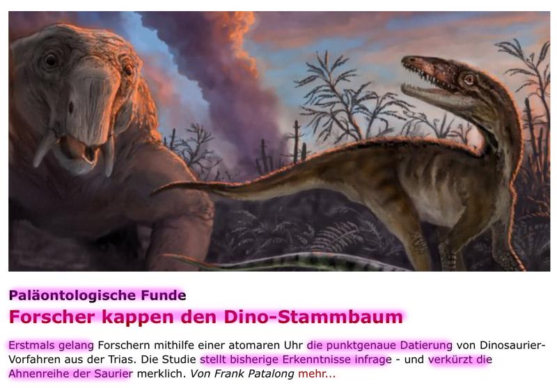Ausgestorben oder ausgedacht? Tiere die es nicht (mehr) gibt! Dino