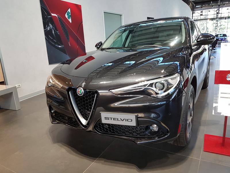 Alfa Romeo Stelvio...arriva!! - Pagina 3 20170419_113619