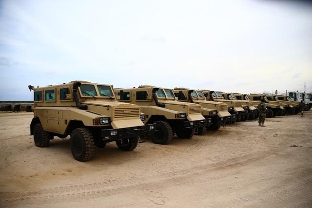 Armée Somalienne / Military of Somalia - Page 2 IMGM8900