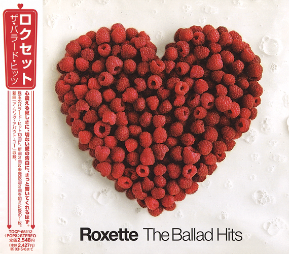 Roxette-in The Mix Cover