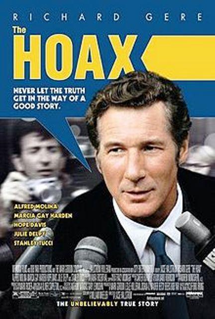 The Hoax -Η ΜΕΓAΛΗ ΑΠAΤΗ  (2006)   220px_The_Hoax_film_poster
