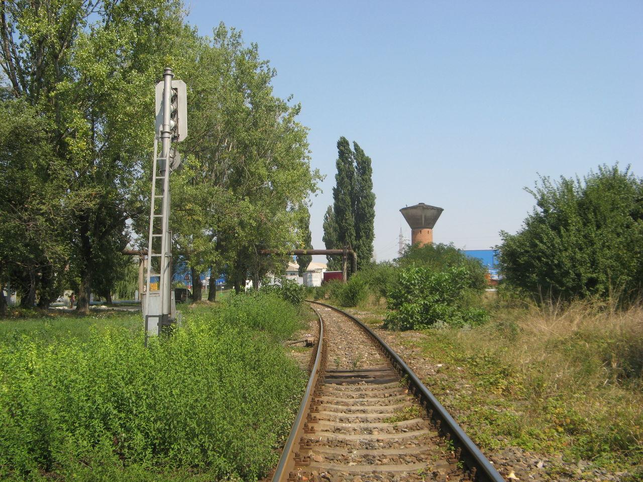 Calea ferată directă Oradea Vest - Episcopia Bihor IMG_0038