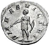 Glosario de monedas romanas. DIANA. Image