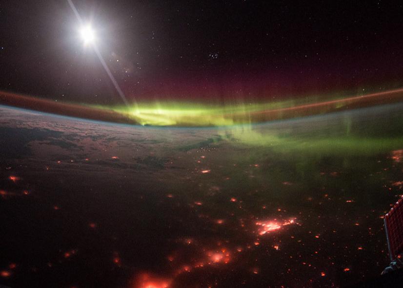 Weltanschauung / Himmelsbeobachtungen Redshift
