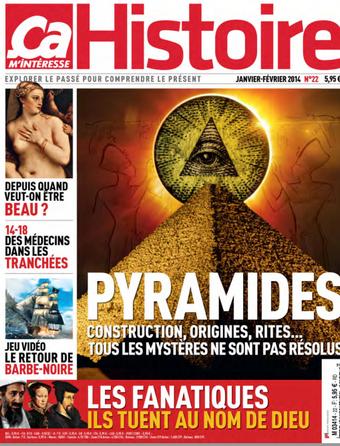 Page NOIRE du christianisme A_histoire_Histoire_N_22_jan_fev_2014