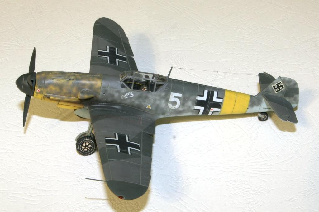 "bf-109 f4 Герхард Баркхорн ""Az model"" 1/72 IMG_6743"
