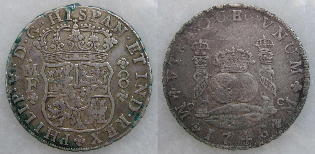 8 reales 1746. Felipe V. Méjico. 8_reales_M_xico_Felipe_V_1746