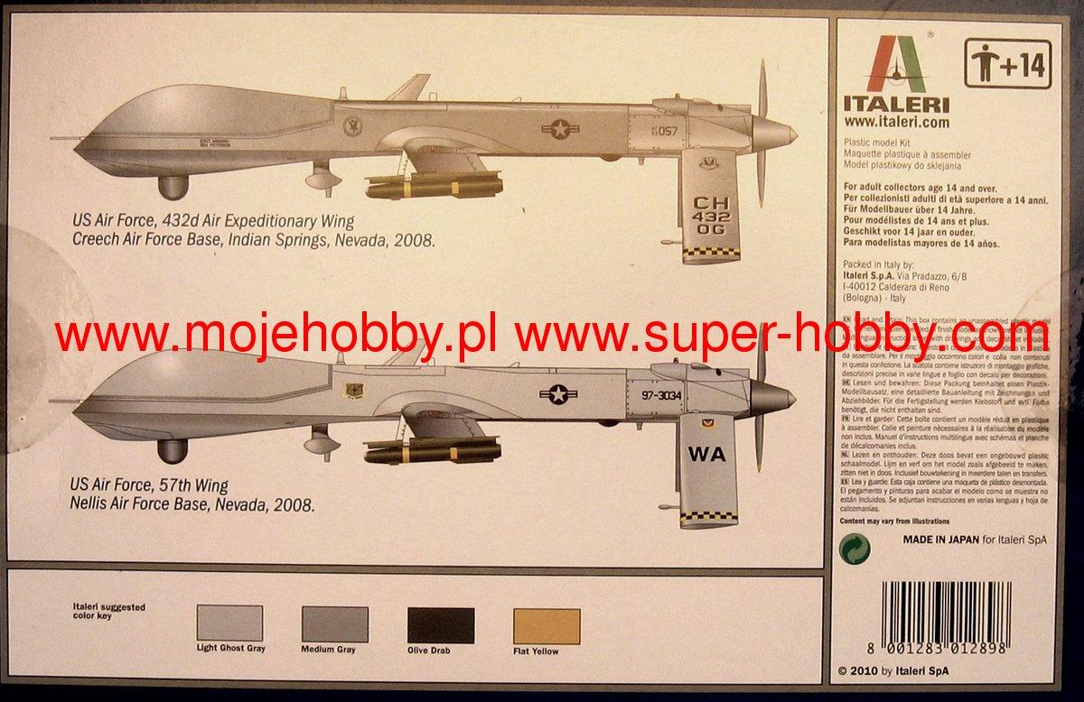 DRONE MQ-1A/B PREDATOR 1944_2_ita1289_4