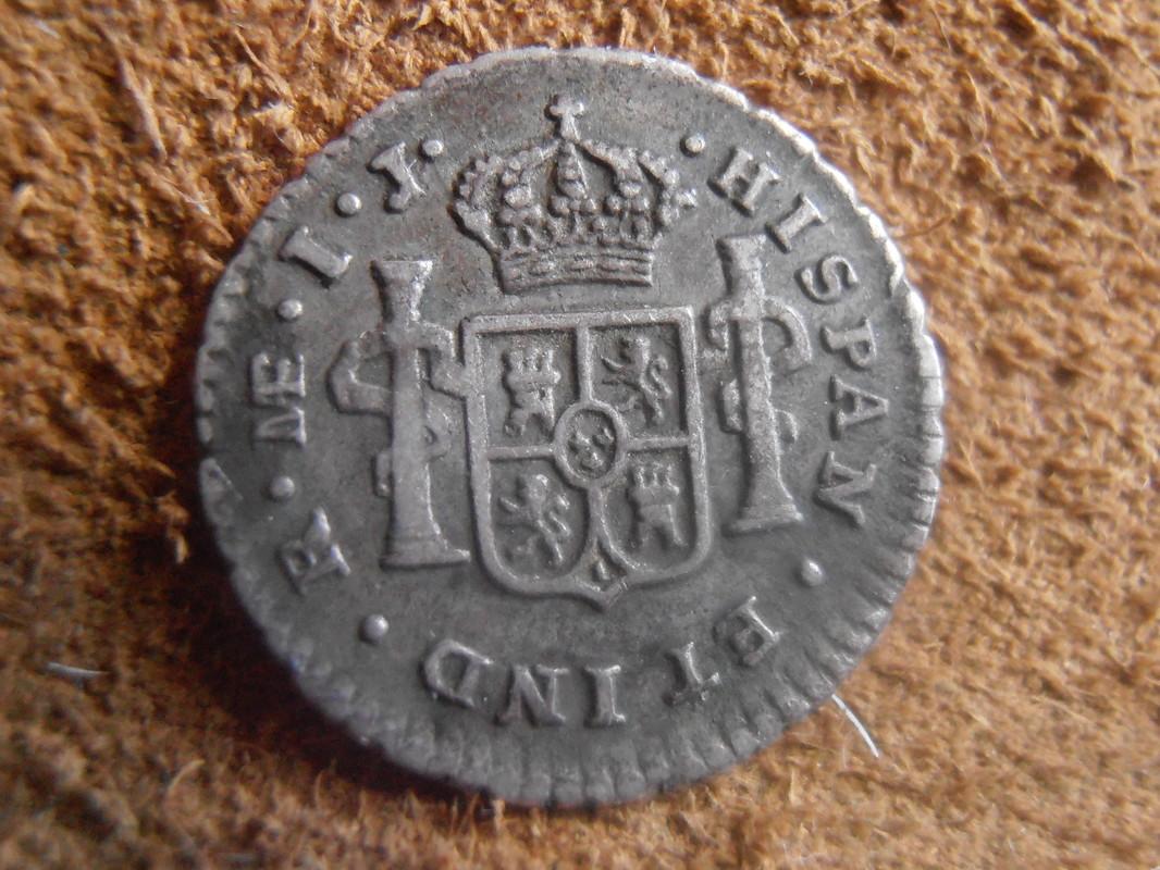 1/2 Real 1790. Carlos IV. Lima P3250045
