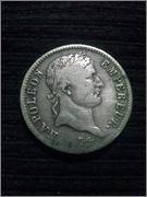 1 franc napoleon 1808 CAM00106