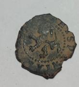 2 Maravedis de Felipe III, Burgos. 10a