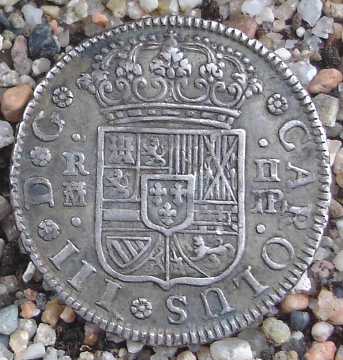 2 Reales. Carlos III. 1760. Madrid DSC0318688