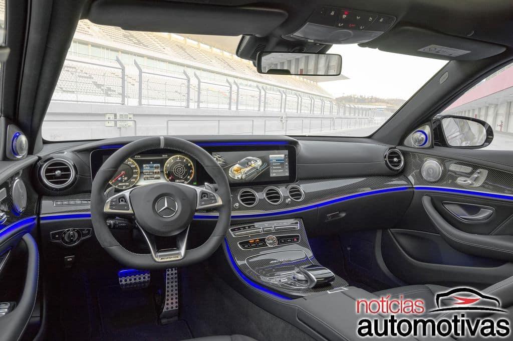 Mercedes-AMG E 63 S estreia por R$ 699,9 mil Untitled