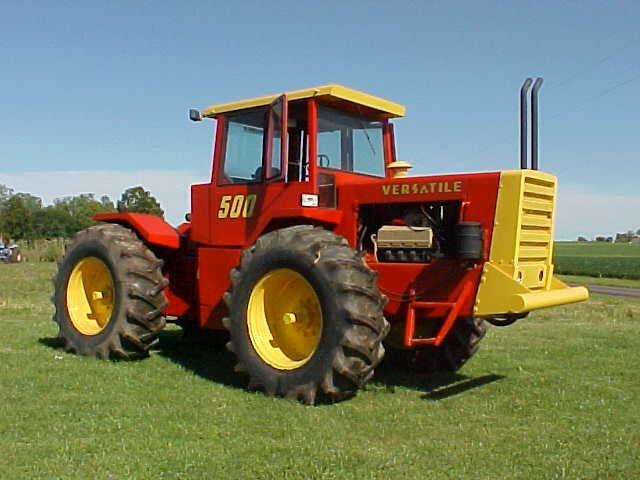 Hilo de tractores antiguos. - Página 4 Versatile500