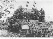 Немецкие ЗСУ на базе Panzer IV - Möbelwagen, Wirbelwind, Ostwind Wirbelwind_1