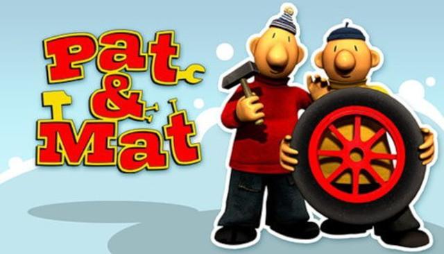 A Je To ! (Pat & Mat) PAT_I_MAT
