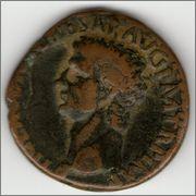 As de Claudio I. Minerva. Roma. Smg_635a
