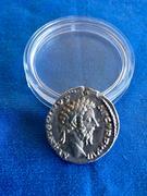 Denario de Marco Aurelio. IMP VI COS III (Aequitas). Roma. IMG_5519