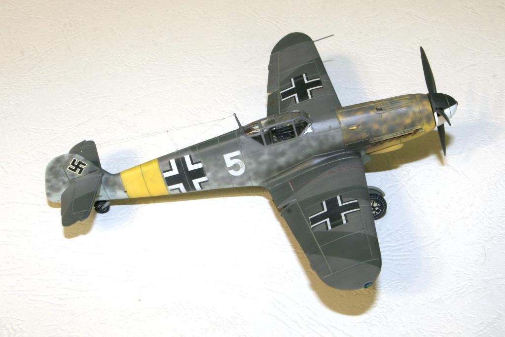 "bf-109 f4 Герхард Баркхорн ""Az model"" 1/72 IMG_6747"