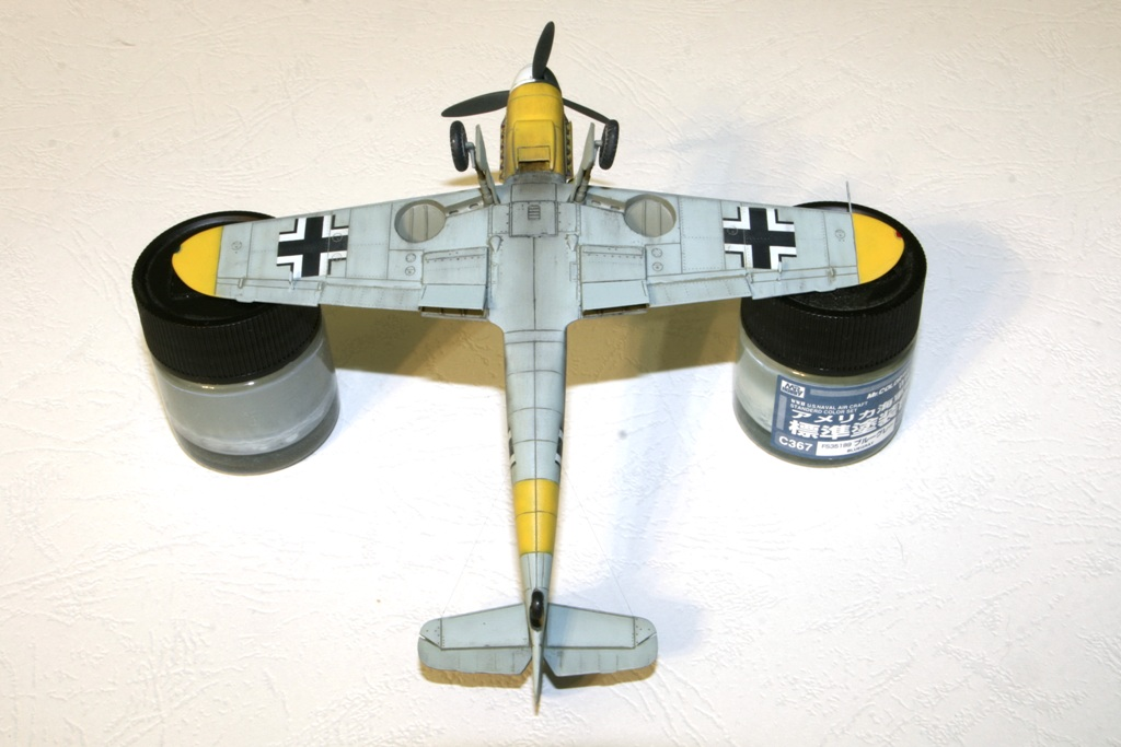 "bf-109 f4 Герхард Баркхорн ""Az model"" 1/72 IMG_6749"