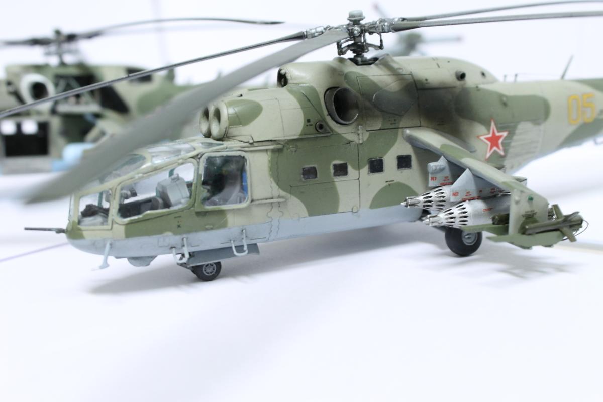 Ми-24А Звезда 1/72 - Страница 3 IMG_2087