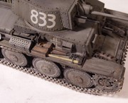 Pz-38 (t) Ausf.F/G от DRAGON (22-ой танковой дивизии) - Страница 2 DSCF8329