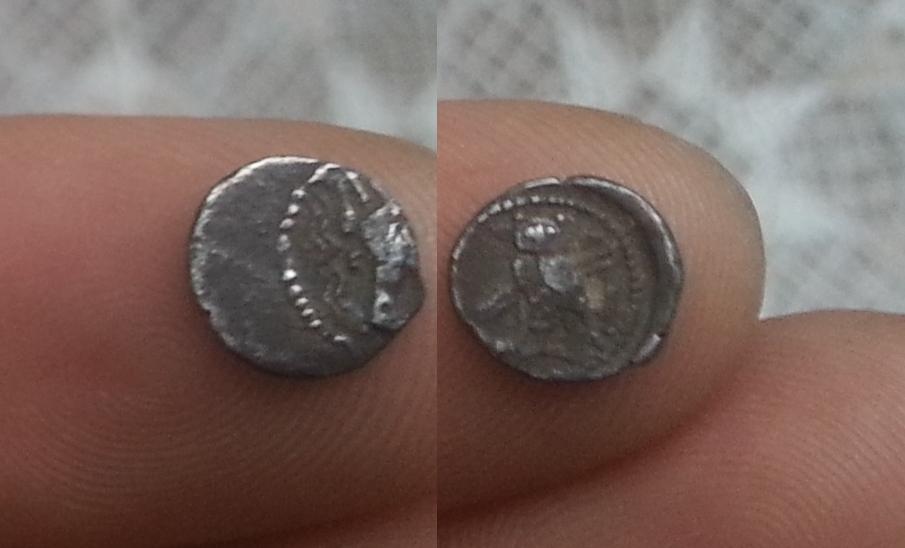 Óbolo fenicio. Tiro. 400-350 a.C. Image